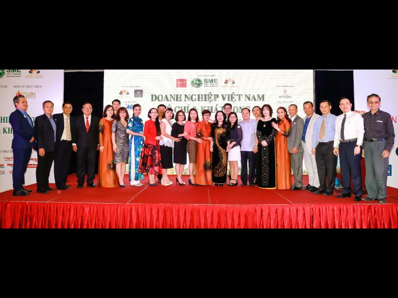Doanh nhân Việt Nam - Ý chí và khát vọng 2019